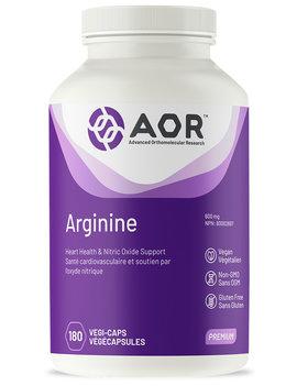 AOR AOR - Arginine - 180 V-Caps