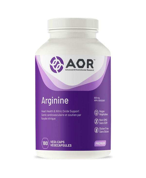 AOR - Arginine - 180 V-Caps