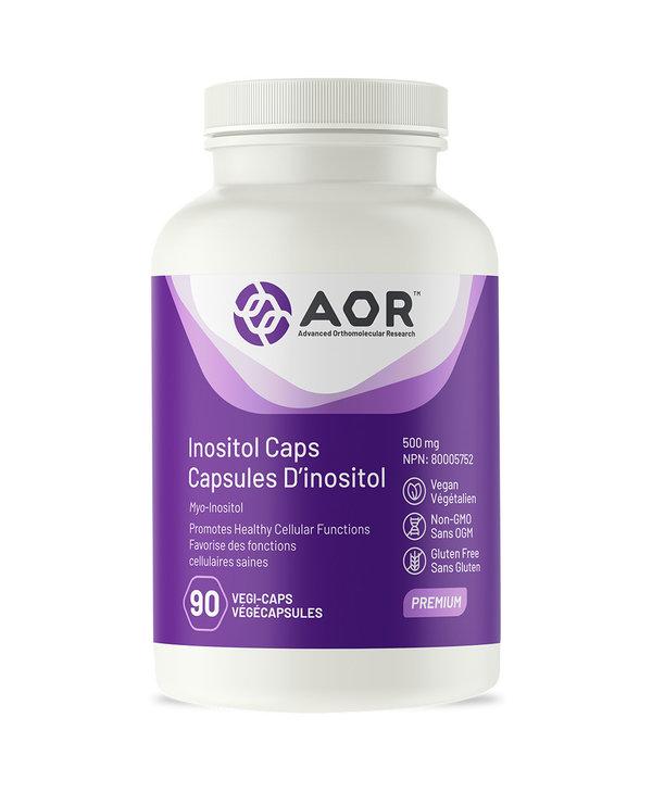AOR - Inositol - 90 V-Caps