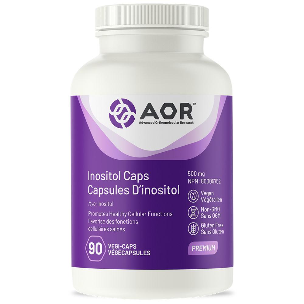 AOR AOR - Inositol - 90 V-Caps