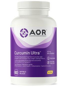 AOR AOR - Curcumin Ultra - 60 SG