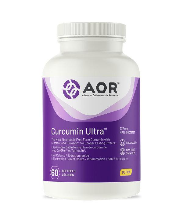 AOR - Curcumin Ultra - 60 SG