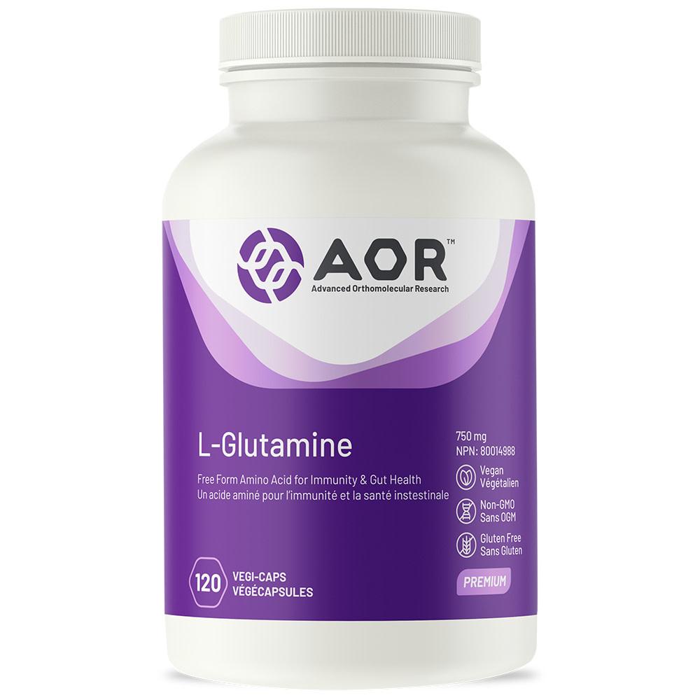 AOR AOR - L-Glutamine - 120 V-Caps