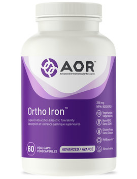 AOR AOR - Ortho Iron - 60 V-Caps