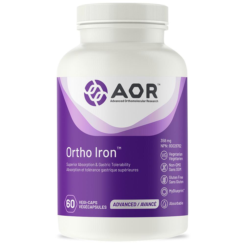 AOR AOR - Ortho Iron - 60 V-Caps