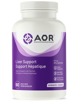 AOR AOR - Liver Support - 90 V-Caps