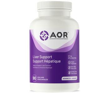 AOR - Liver Support - 90 V-Caps