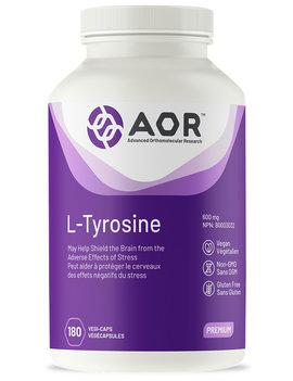 AOR AOR - L-Tyrosine - 180 V-Caps