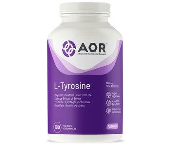 AOR - L-Tyrosine - 180 V-Caps