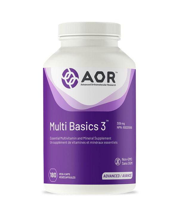 AOR - Multi Basics 3 - 180 V-Caps