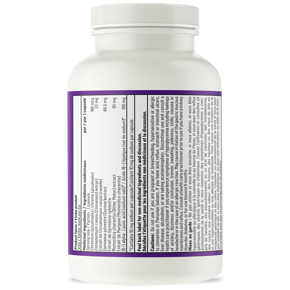 AOR AOR - Ortho Glucose II - 90 V-Caps