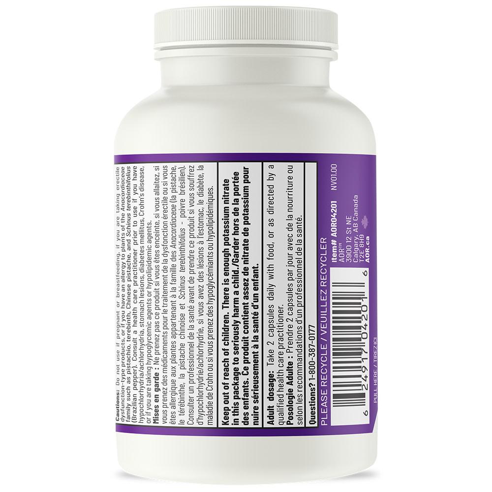 AOR AOR - Gastro Relief - 60 V-Caps