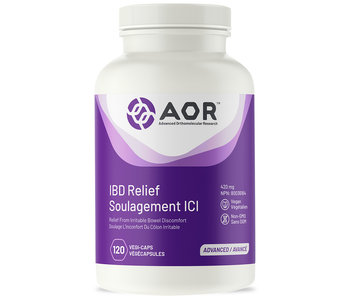 AOR - IBD Relief - 120 V-Caps
