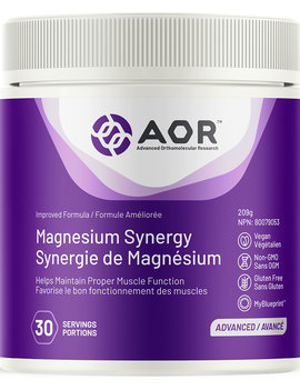 AOR AOR - Magnesium Synergy Powder - 250g