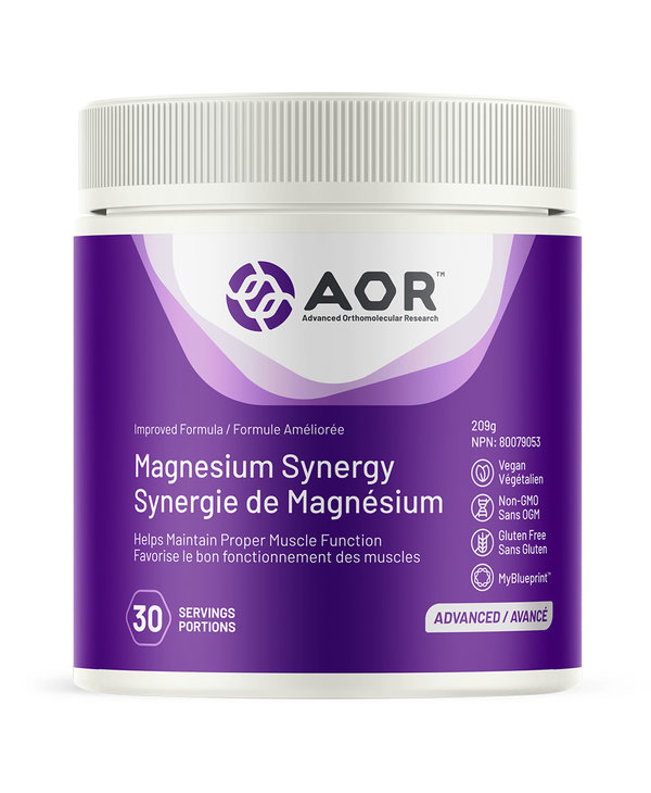AOR - Magnesium Synergy Powder - 250g