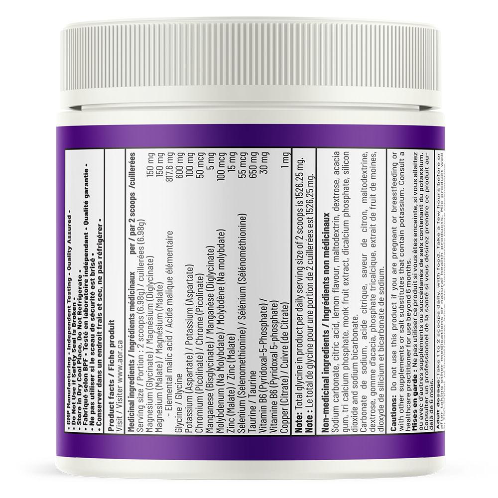 AOR AOR - Magnesium Synergy Powder - 250g