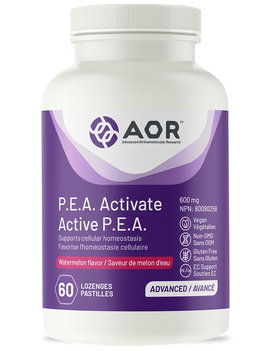 AOR AOR - P.E.A Activate - 90 V-Caps