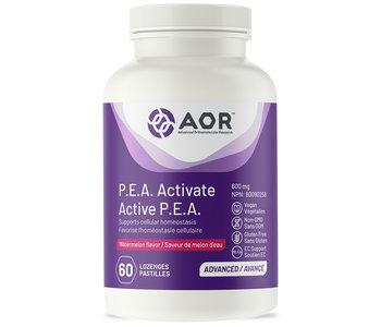 AOR - P.E.A Activate - 90 V-Caps