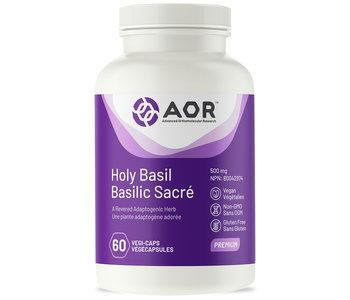 AOR - Holy Basil - 60 V-Caps