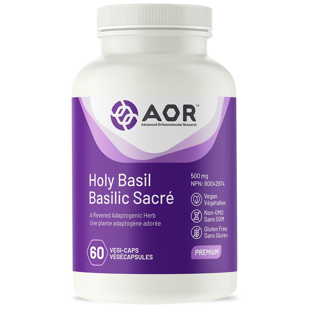AOR AOR - Holy Basil - 60 V-Caps