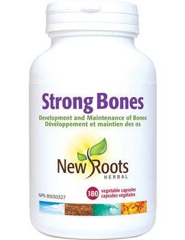 New Roots New Roots - Strong Bones - 180 V-Caps