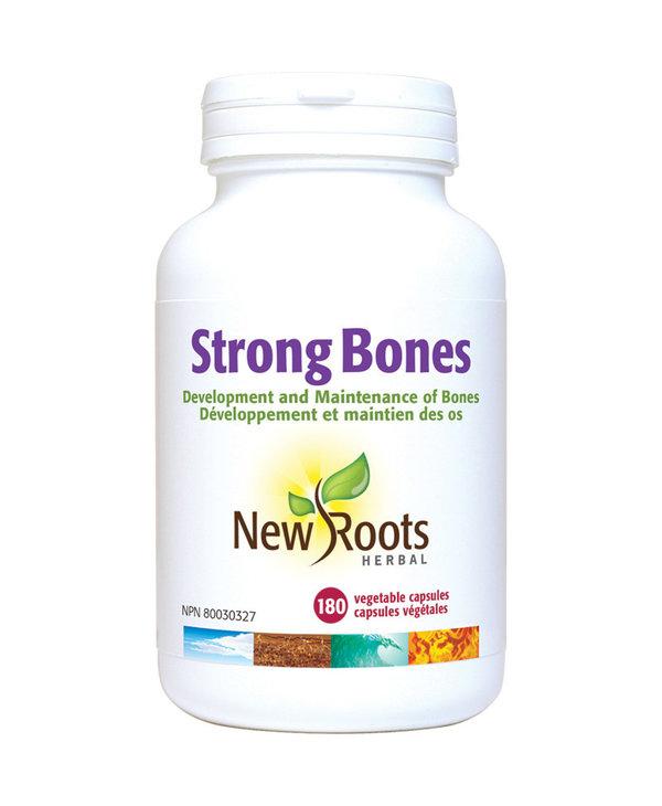 New Roots - Strong Bones - 180 V-Caps