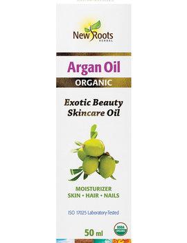 New Roots New Roots - Argan oil - 50ml