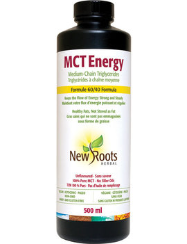 New Roots New Roots - MCT Energy Oil - 500ml
