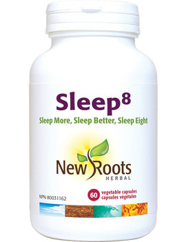 New Roots New Roots - Sleep8 - 60 Caps