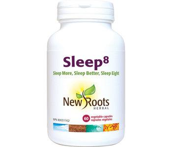 New Roots - Sleep8 - 60 Caps