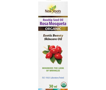 New Roots - Rosa Mosqueta Rosehip Seed Oil - 30ml