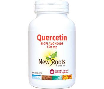 New Roots - Quercetin Bioflavonoids 500mg - 90 Caps
