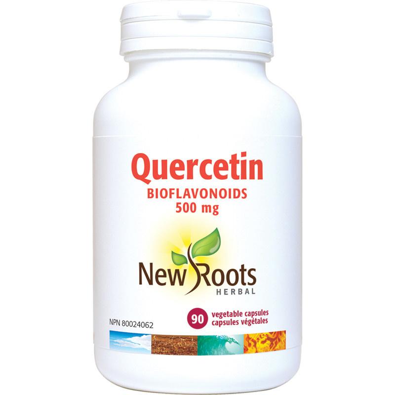 New Roots New Roots - Quercetin Bioflavonoids 500mg - 90 Caps