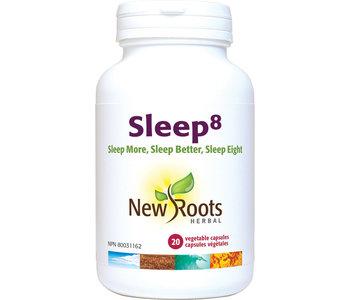 New Roots - Sleep8 - 20 Caps
