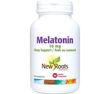 New Roots - Melatonin 10mg - 60 Tabs