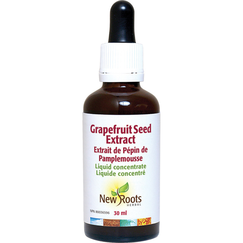 New Roots New Roots - Grapefruit Seed Extract Liquid - 30ml
