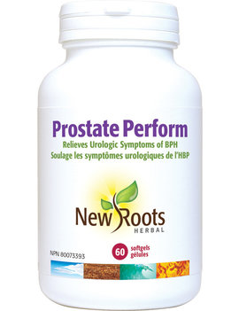 New Roots New Roots - Prostate Perform - 60 SG