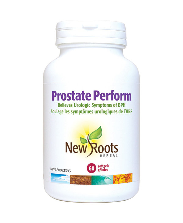 New Roots - Prostate Perform - 60 SG
