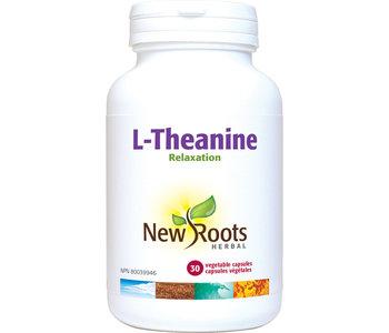 New Roots - L-Theanine - 30 V-Caps