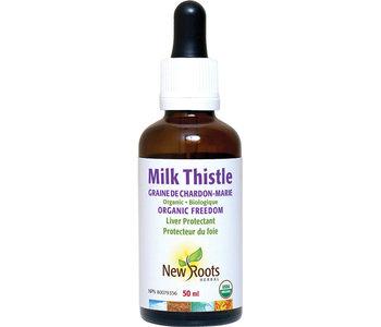 New Roots - Milk Thistle - 50ml