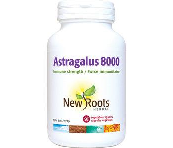 New Roots - Astragalus8000 - 90 V-Caps