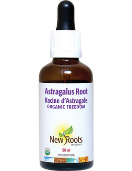 New Roots New Roots - Astragalus Root - Organic - 50ml