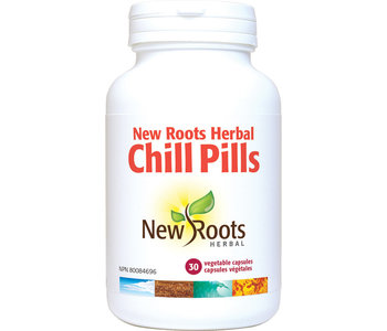 New Roots - Herbal Chill Pills - 30 Caps