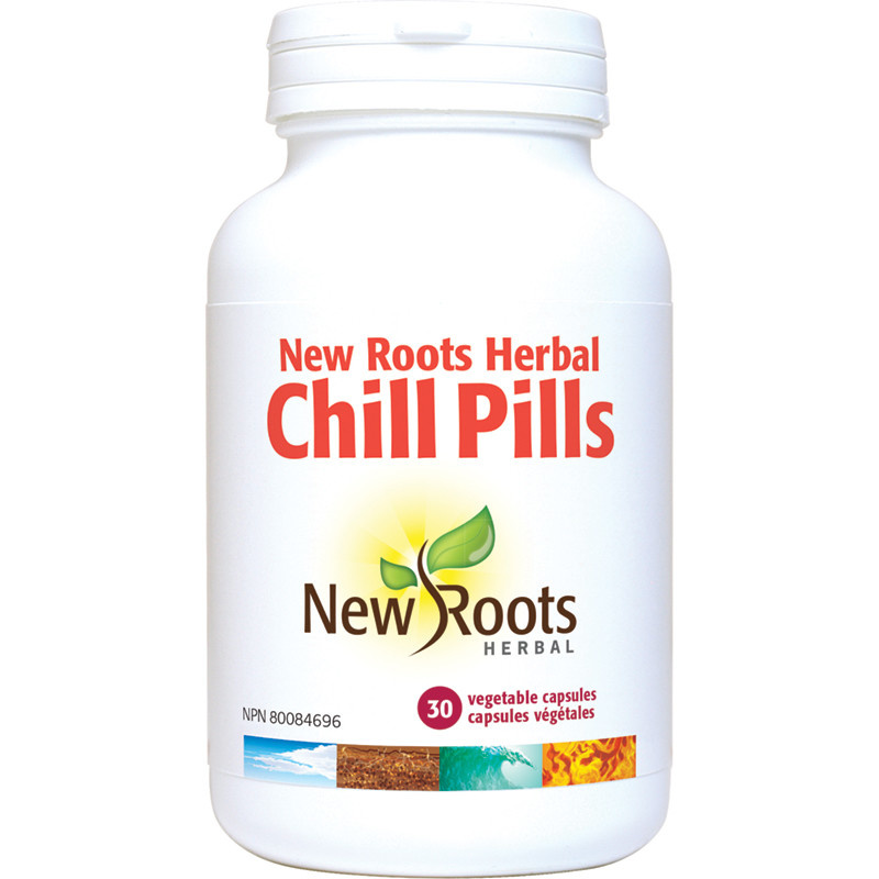 New Roots New Roots - Herbal Chill Pills - 30 Caps
