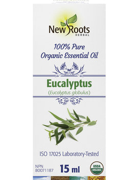 New Roots New Roots - Eucalyptus - 15ml