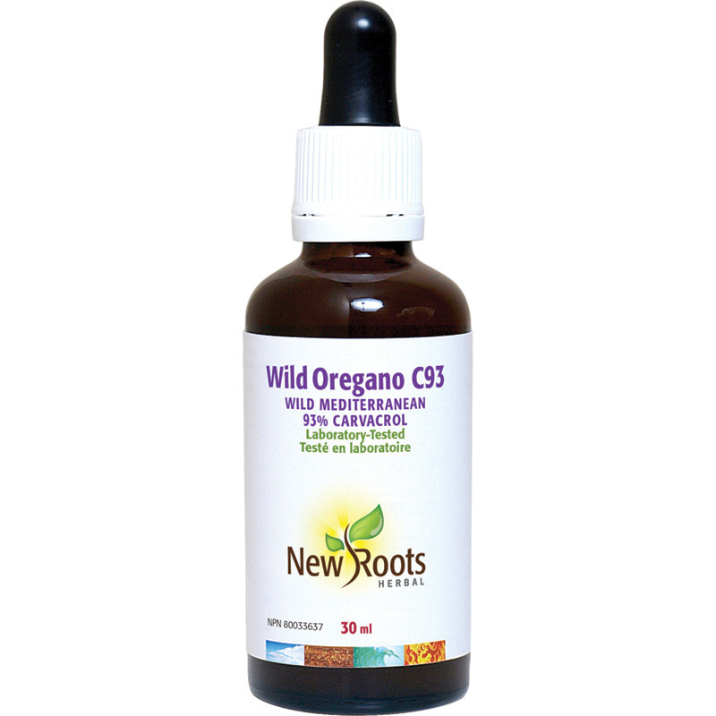 New Roots New Roots - Wild Oregano C93 Extra Strong - 30ml