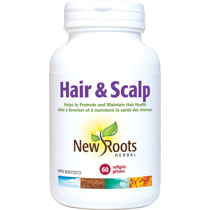 New Roots New Roots - Hair & Scalp - 60 SG