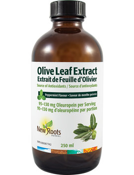 New Roots New Roots - Olive Leaf Extract - 250ml