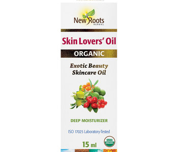 New Roots - Skin Lovers Oil - 15ml