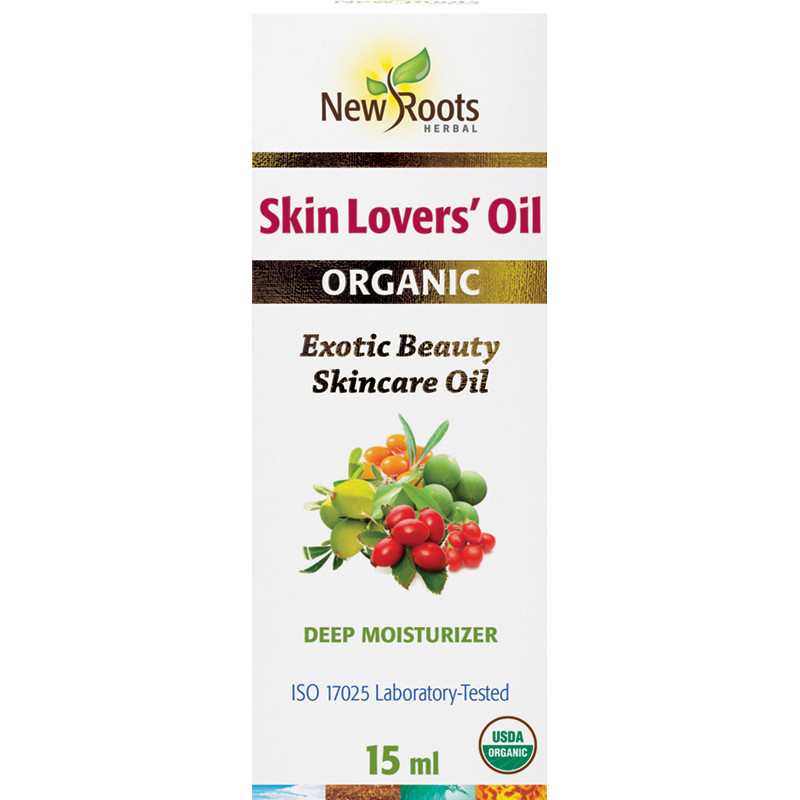 New Roots New Roots - Skin Lovers Oil - 15ml
